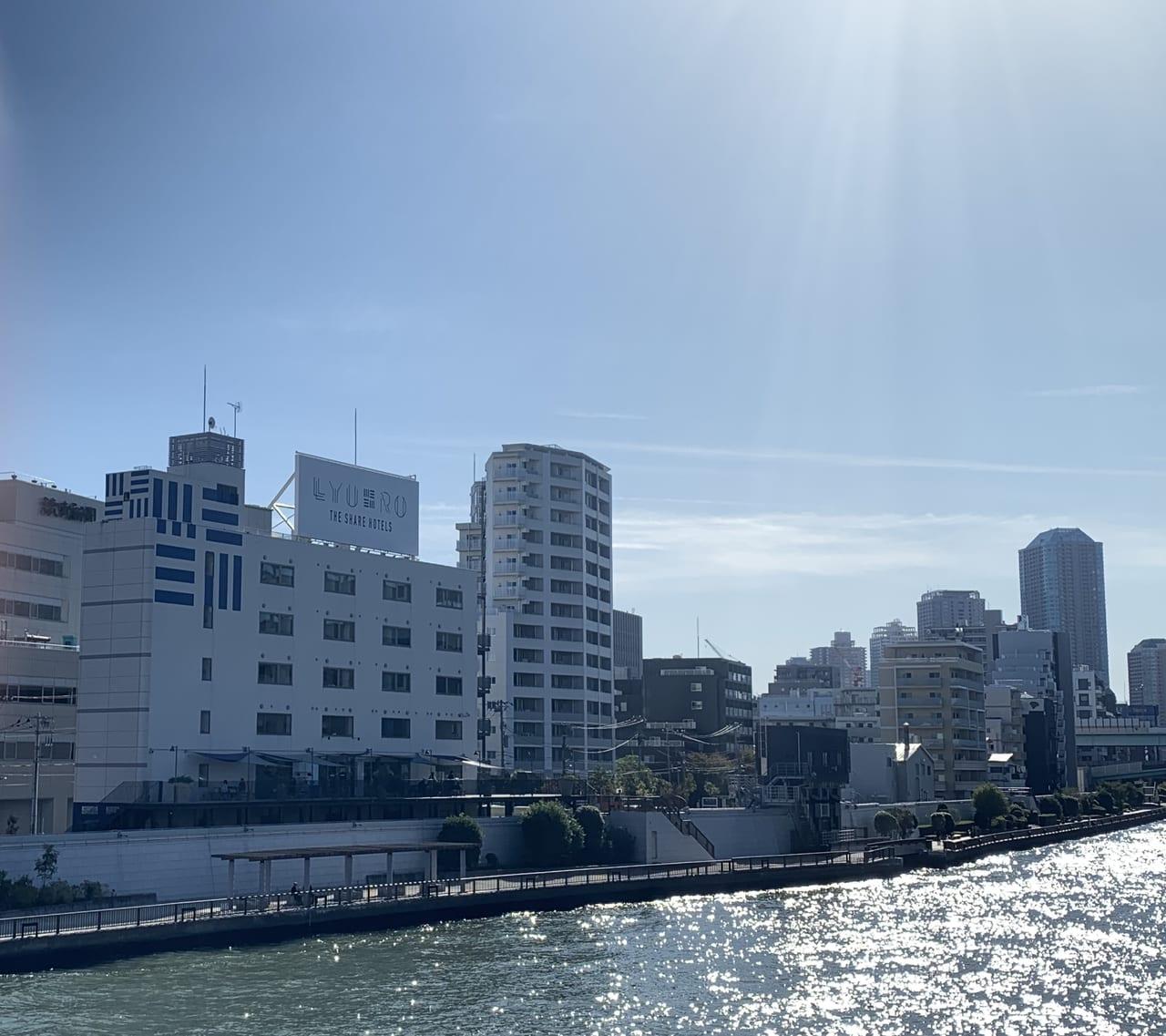 LYURO隅田川