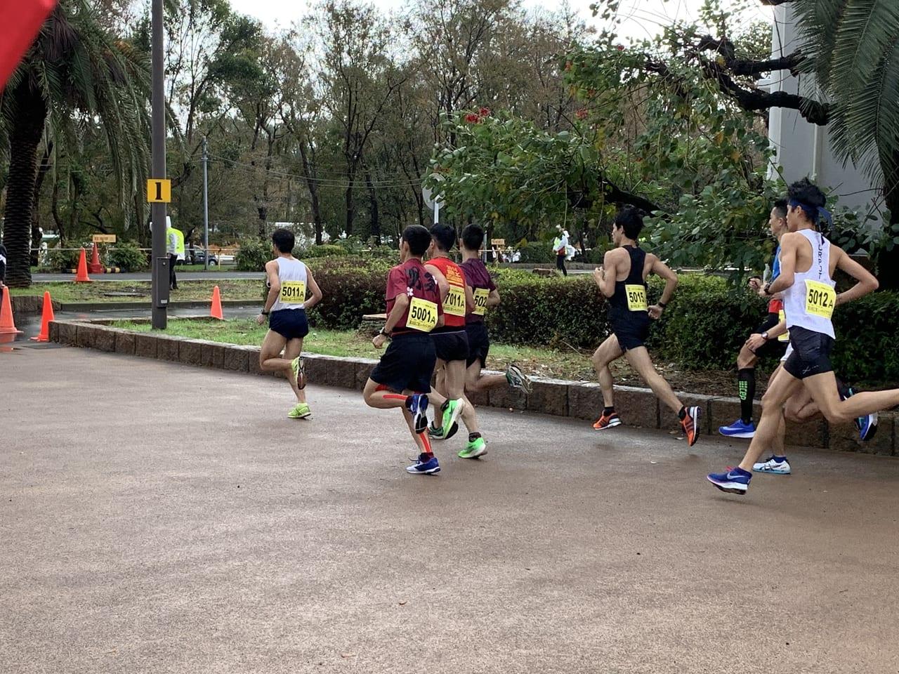 江東シーサイドマラソン2019選手